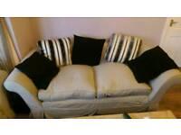 Sofa & snuggler
