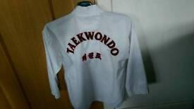 WTF kids taekwondo suit