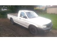 Mitsubishi L200 (2002) - Single Cab Pick up Truck