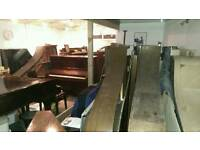 Collection of Pianos for sale as lot or individually