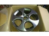 "VW Golf Gti 18"" Monza alloy wheel"