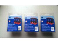 Canon BCI-24BK/ BCI-24C Compatible Black & Colour Ink Cartridges 3 x Packs = 3 x Colour & 6 x Black