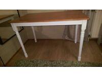 Julian Bowen Wooden Dining Table - RRP: £90