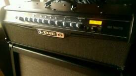Line 6 spider iv HD150 amp head