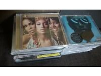 18 CD albums - Rap, Hip Hop, R&B modern day stuff