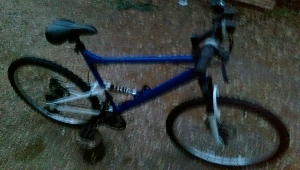 "Mountain bike 18""frame"
