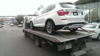 towing lowest price flatbed service 6047609537