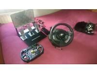 Thrustmaster T500-RS Steering Wheel