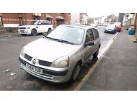 Renault Clio 1.2 3 door