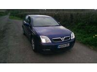 Vauxhall Signum 2.2 elite