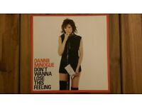Dannii Minogue 'Don't Wanna Lose This Feeling' 12 inch Vinyl Single