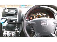 HONDA CRV 2006... RELIABLE FAMILY CAR ..£2899 ONO