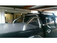 Navara d40 chrome parts