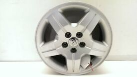 "Four Alloy wheels Original 2006-2015 Dodge caliber 17 ""x6. 5 Part number 05191765AB Brand New"