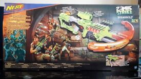 New Nerf Crossbow Zombie Strike Gun Toy, Kids Toys, Fun and Games, Boys, Girls