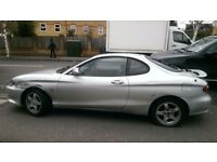 HYUNDAI COUPE SE 2000 - IDEAL FOR REPAIR OR PARTS