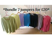 "***bargain ladies clothes ""36 items"" all size 18***"