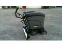 KARCHER PROFESSIONAL BR 40/25 INDUSTRIAL FLOOR CLEANER 2014 MODEL IN VGC READY TO GO DELIVERY POS