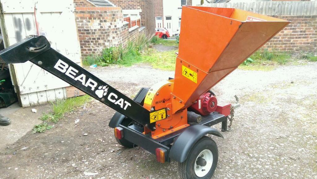 Wood Chipper In Stoke On Trent Staffordshire Gumtree