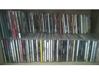 150 CD Albums - mainly 1990s and 2000s. Pop, Rock. R&B, Chart etc