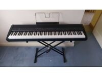 KORG SP-300 Digital Piano with stand