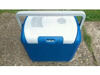 Halfords 12v electric cool box fridge camping cooler