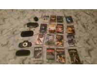 Sony PSP 1003 and accessories