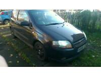 Chevrolet kalos 1.2 cheep need gone today