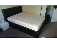 Ottoman Double Bed - Year Old