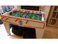 England Table Football Table FULL SIZE