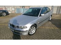 Price drop! Bank holiday Sale! BMW 318 ti compact