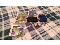 Nintendo DS + games