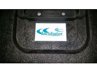 Portable incubator, used only once, perfect condition!