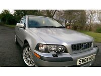 Volvo S40 Automatic Full leather Interior Heated Seats Mot Oct Arnold Clark Service history