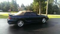 FOR SALE 1994 Ford Mustang GT convertible