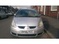 MITSUBISHI COLT 1.3 NICE AND CLEAN CAR 5 DOOR 12 MONTHS MOT