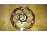 Disc Brake Rotor, Centerlock 160mm Shimano