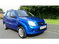 2007 SUZUKI IGNIS 1.3 GL 5 DOOR * LONG MOT AUGUST 2017 *
