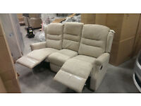 BRAND NEW 3+2FABRIC SUITE ALL RECLINER