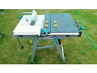 Wolfcraft master cut workbench
