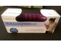 4LB Pair Dumbbells (2LBS each) NEW