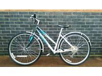 HYBRID Ladies Town bike