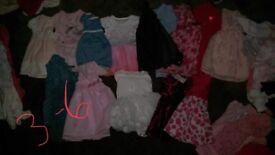 Massive 3-6months girls bundle