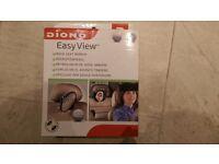 Diono easy view car mirror for rear facing car seats - £3