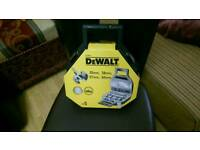 DEWALT DT4591 DRILL BIT SET BRAND NEW