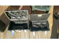 2 x dewalt tough system boxes