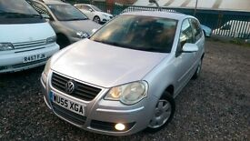 Volkswagon polo, 1.4, TDI 80 S, 5door, Silver, good condition, drives well, 1 former owner