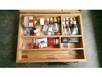 Winsor & Newton Artists Oil Box