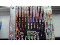 Futurama Dvd's