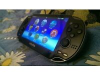 Ps Vita 3g & Wi Fi Console Tablet